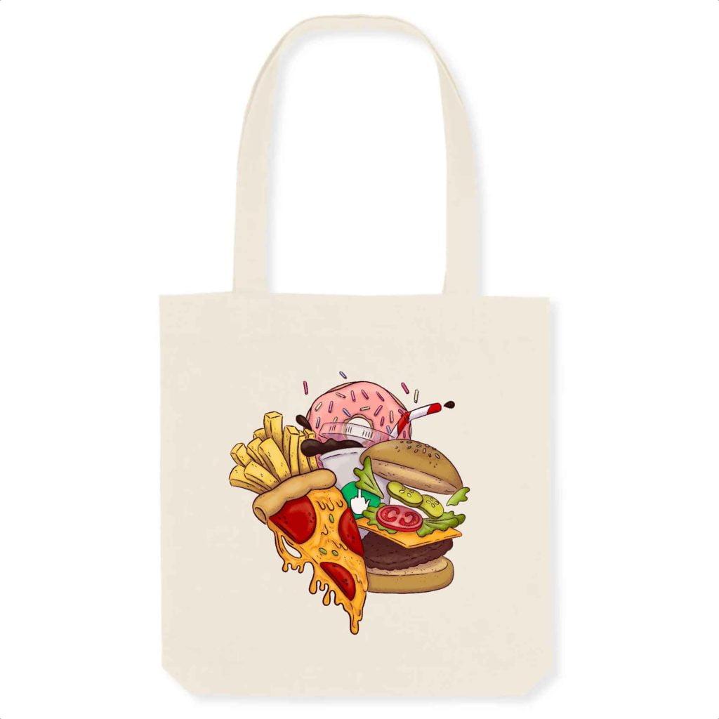 Food Organic Tote Bag