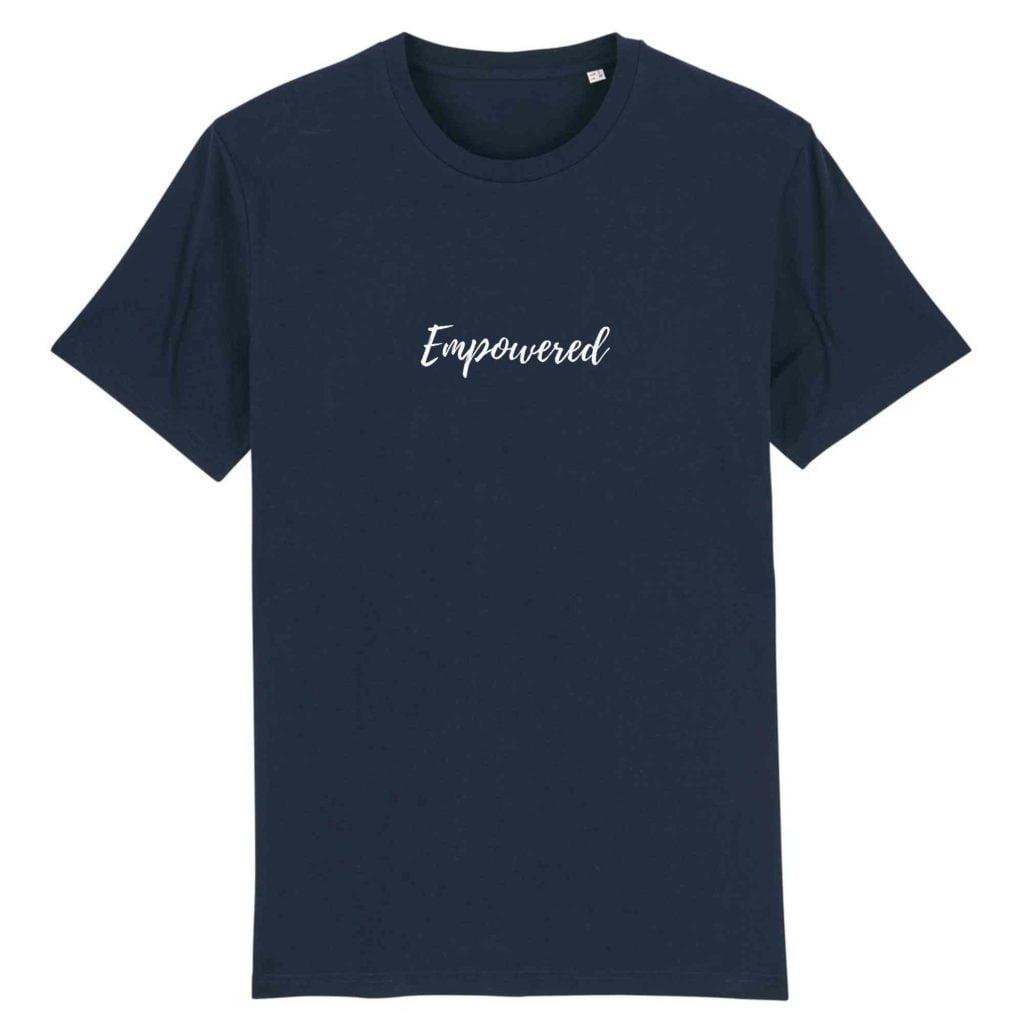 Empowered Organic Cotton Unisex T-shirt