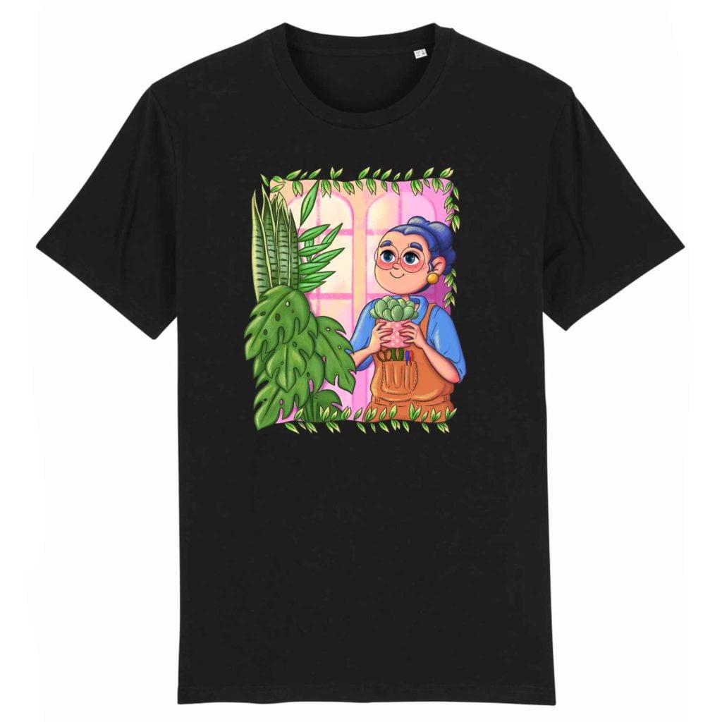 Plant Parent Organic Cotton Unisex T-shirt